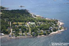 Ocean Point Colony, Maine