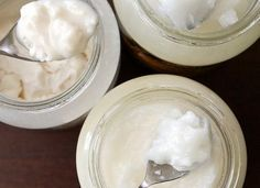 Homemade Anti-Aging Face Cream  Makes about ½ cup (lasts about 3 months)  Ingredients  ¼ cup almond oil 2 tablespoons coconut oil 2 tablespoons beeswax ½ teaspoon vitamin E oil 1 tablespoon shea butter Essential oils of choice (optional)