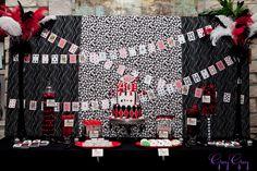 Photo 1 of 33: Casino / Birthday Casino 40th Birthday  | Catch My Party