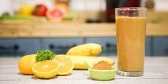 Ruxandra Luca, 7 idei de smoothie-uri cu fructe Cantaloupe, Drinks, Food, Banana, Lemonade, Drinking, Beverages, Essen, Drink