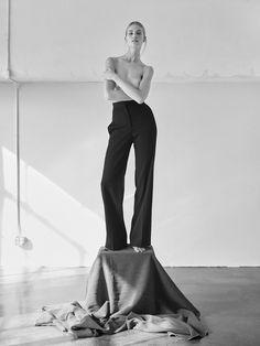 Vanessa Axente by Zoltan Tombor - Stylist Debbie Hsieh