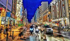 Gran vía... #madrid #places#lugares #people#gente#urbanscenes#escenasurbanas #street #urban #architecture #arquitectura