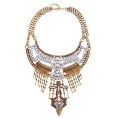 ??Eye Candy Los Angeles Abigail Necklace I own about 5 or 6 EYLA pieces that I just adore. This one in particular I have 2 of! One I am definitely keeping because it is FABULOUS!! ?????? Great Christmas gift for the chicest chick you know. Eye Candy Los Angeles  Jewelry Necklaces