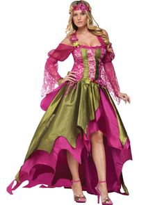 Renaissance Fairy Womens Costume