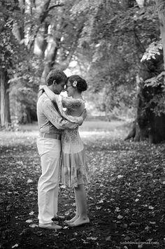 Jana and Roman ©Šárka Olehlová