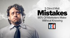 Fewer businesses are using direct mail - so it's time for you to POUNCE!  http://blog.clickfunnels.com/5-direct-mail-mistakes-90-marketers-make-without-knowing/
