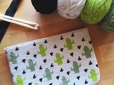 Cactus Crochet Pattern / Cactus Tapestry Crochet / Cactus