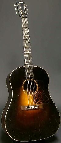 Gibson Jumbo Flattop, 1934 - Incredibly Hard to Find Gibson Acoustic, Acoustic Guitars, Vintage Guitars, Hard To Find, Music Stuff, Music Instruments, Tools, Play, Guitar