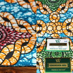 #AfricanPrint fabric at R300 for 6 yards (5.5 metres). Place your orders on zuluhen@gmail.com.