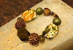 Jewelry Bracelet Stretch Bracelet High by SpecialtyBoutique, $18.00