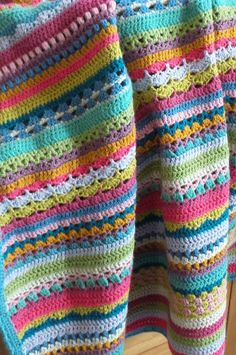 Sara's Cherry Heart Crochet Along blanket in Stylecraft Special Dk                                                                                                                                                     More