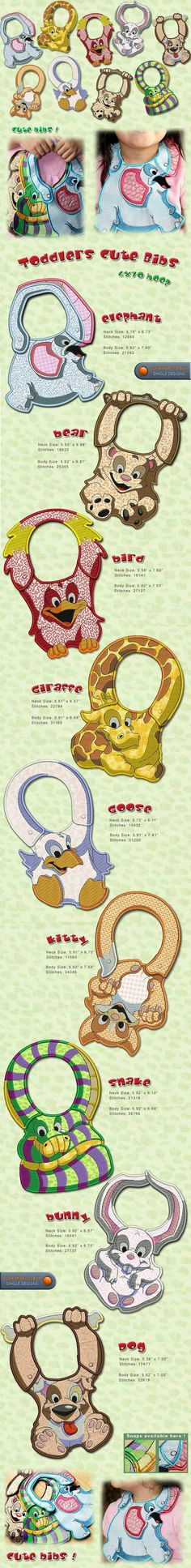 Baby Embroidery, BIBS Designs Free Embroidery Design Patterns Applique