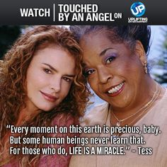 """Remember the TV Program """"Touched By An Angel"""" via Tess."""