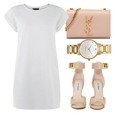 """Hello, hello Hollywood. They say im hella Hollywood."" by bria-queen-ovoxo ❤ liked on Polyvore"