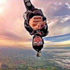 E Voce ta Esperando o Que???? #skydive #freefly #headdown #ficaadica #paraquedas #nacara #bestmoment #sports #jumps #swoop #letsfly #ipirangaskydive