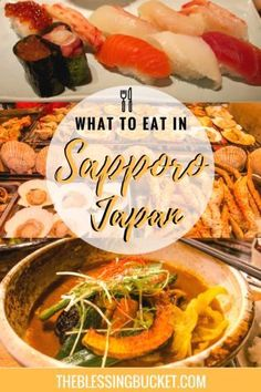 What to Eat in Sapporo Hokkaido, Japan In China, Food Porn, Cheeseburger, Japan Destinations, Japan Travel Guide, Asia Travel, Japan Guide, Drinking Around The World, Visit Japan