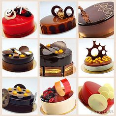 Chocolate Pastry, Delicious to eat. Gourmet Desserts, Delicious Desserts, Mini Cakes, Cupcake Cakes, Bolo Nacked, Cake Home Delivery, Chocolate Cake Designs, Chocolate Cakes, Chocolate Pastry