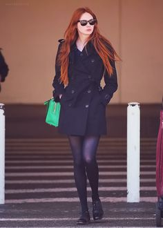 Karen Gillan is too cool for my own good
