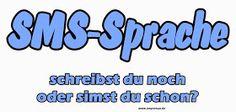 SMS abbreviations in German - SMS-Abkürzungen auf Deutsch « L E A R N G E R M A N