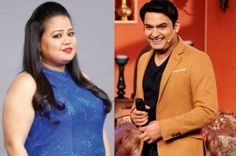 Bharti Singh Spills Beans on her Relationship With Kapil Sharma!