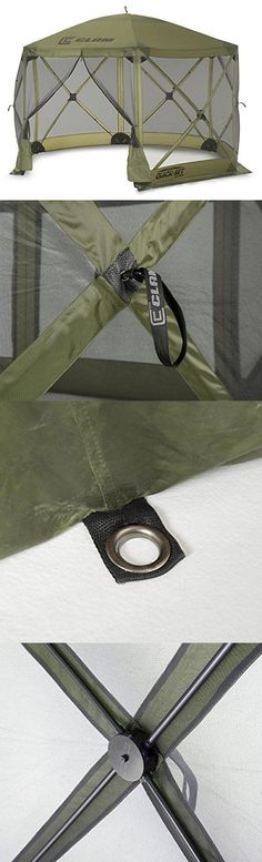 Other Tents and Canopies 179019: Clam Corporation 9281 Quick-Set Escape Shelter 140 X 140-Inch Forest Green -> BUY IT NOW ONLY: $370.24 on eBay!