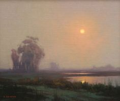 Kevin Couter - New masters Gallery , Carmel light inspiration
