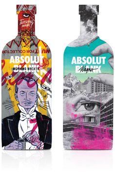 Absolut Vodka – Absolut Blank | SIXAND5