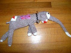 Sock Elephant - 2009