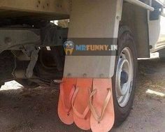 Funny Trucks Mud Flaps Jugaad