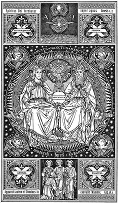 Blessed Julie Louise of Jesus (via ordocarmelitarum) Catholic Missal, Catholic Art, Roman Catholic, Religious Art, Christian Drawings, Christian Symbols, Protection Symbols, Prayer Warrior, Art Graphique