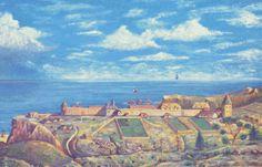Historic California Posts: Fort Ross