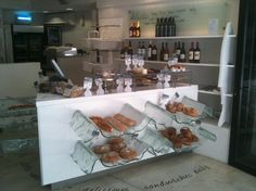 Salmon Bar at the Yard: The Deli Deli, Trip Advisor, Salmon, Yard, Restaurant, Dining, Home Decor, Kitchens, Patio