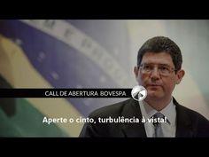 Notícias Bovespa hoje - Call de abertura 19-10-15