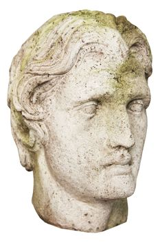 Alexander the Great Head Statue