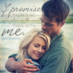 One of my favourite films! Safe Haven
