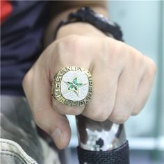 Custom 1999 Dallas Stars Stanley Cup Championship Ring