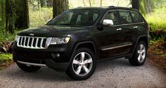 Jeep Grand Cherokee (2012) - For 2012 Jeep has done an amazing job redesigning the classic Cherokee. Believe the commercials. Everything they say about the interior quality and design is true. If you are in the market for an SUV, the Cherokee is a great choice.