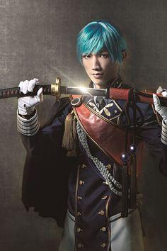 Samurai, Stage, Punk, Fashion, Moda, Fashion Styles, Fashion Illustrations, Fashion Models, Samurai Warrior