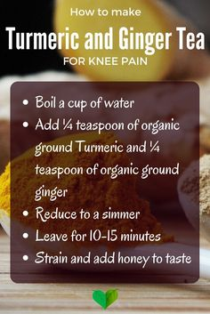 Got Knee Pain? Here are 10 Natural Remedies! | Every Home Remedy #willowbark #turmeric