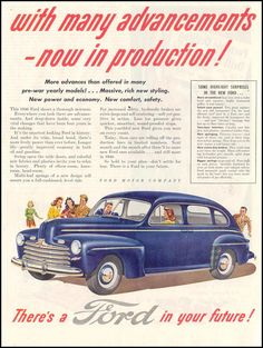 1946 Ford.