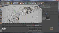 Cinema 4D + Photoshop tutorial: Cracked ground on Vimeo