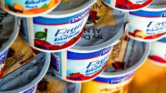 How much do you spend on plastic food storage containers? And how much do you spend on yogurt? Here's an epic idea that the crunchy set has been doing forever: