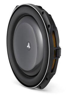"13TW5V2-4 - JL Audio 13.5"" 4-Ohm 600W Shallow Mount Car Subwoofer by JL Audio. $489.98"