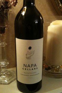 Napa Cellars Cabernet Sauvignon Napa Valley | http://snooth.com | #wine