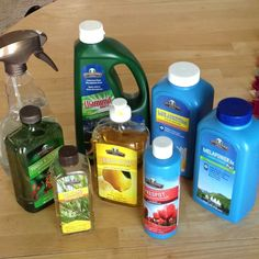 Ecosense household cleaners by Melaleuca. Eco-friendly, concentrated to save money, and they work great.