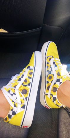 彡always trade lemons for oranges☆彡  xoxojamm Vans Shoes Outfit a3423b72f