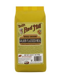 Bob's Red Mill, Golden Flaxseed Meal, 16 oz (453 g)