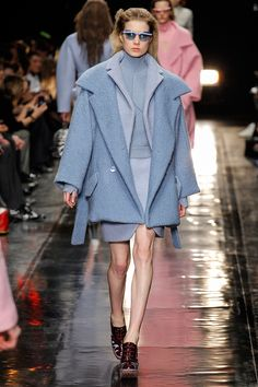 Carven Fall 2013 RTW - Review - Fashion Week - Runway, Fashion Shows and Collections - Vogue
