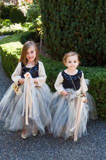 Fall Al Fresco Wedding at Beaulieu Gardens | Photos - Style Me Pretty