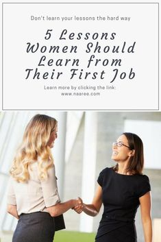 Your first job as a young woman is when you need to begin establishing yourself. Don't learn your lessons the hard way. Read this first job article for first job tips, first job advice, first job idea Career Quiz, New Career, Career Advice, New Job, Interview Advice, Job Interviews, Interview Questions, First Job Tips, Article On Women